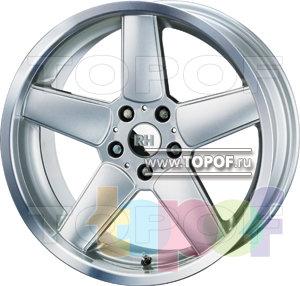 Колесные диски RH X. Изображение модели #1