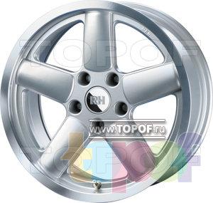 Колесные диски RH X. Изображение модели #2