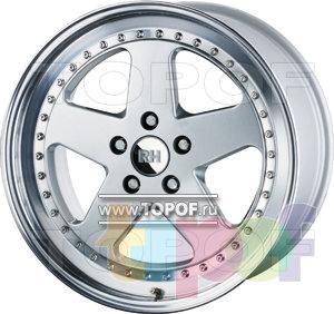 Колесные диски RH ZD. Изображение модели #1