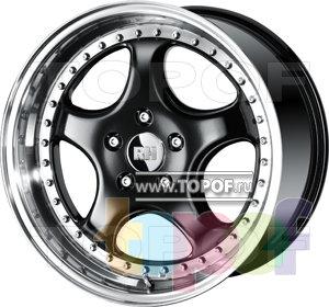 Колесные диски RH ZW1 Cup. Изображение модели #1