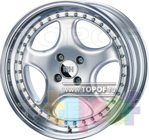 Колесные диски RH ZW1 Cup. Изображение модели #2