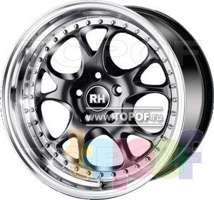 Колесные диски RH ZW3 Tecnic. Изображение модели #1