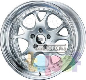 Колесные диски RH ZW3 Tecnic. Изображение модели #2