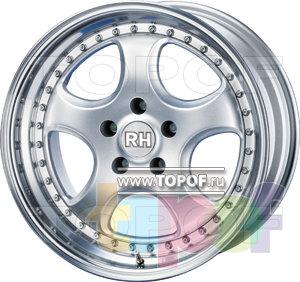 Колесные диски RH ZW5 ML Cup. Изображение модели #1