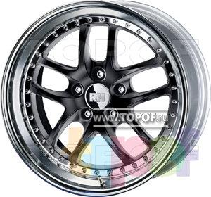Колесные диски RH ZW6 Prestige. Изображение модели #1