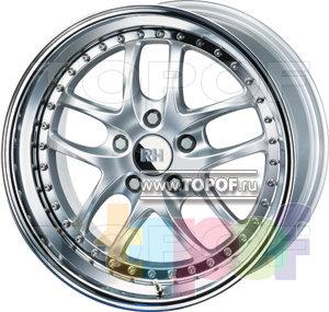 Колесные диски RH ZW6 Prestige. Изображение модели #2