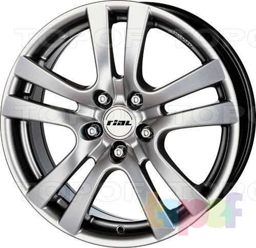 Колесные диски Rial Como. Модель 2010 года