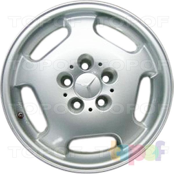 Колесные диски Rial DB. Изображение модели #1