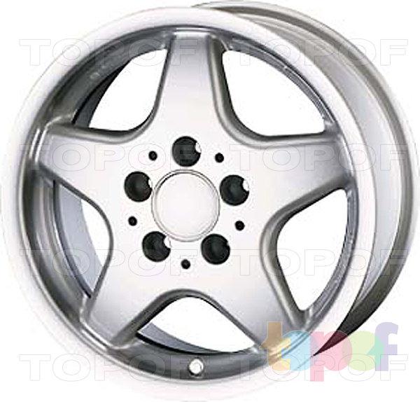 Колесные диски Rial DC. Изображение модели #1