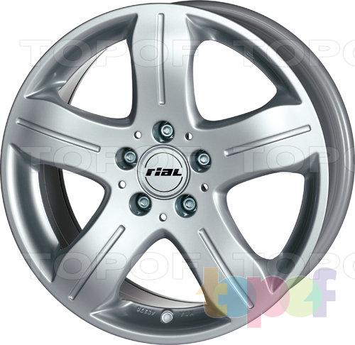 Колесные диски Rial DF