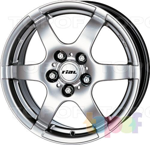 Колесные диски Rial Giro