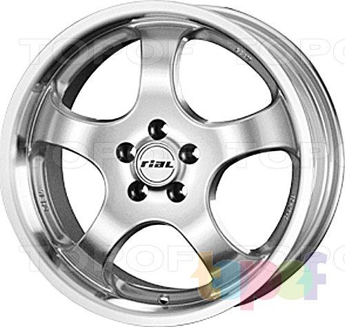 Колесные диски Rial GS