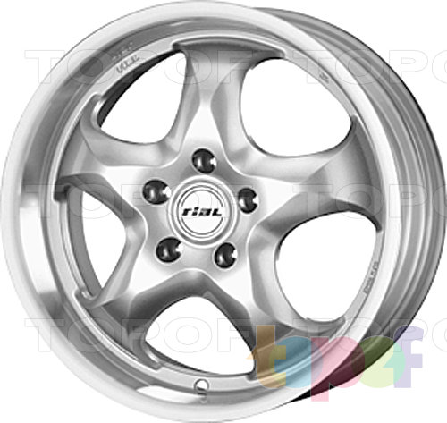 Колесные диски Rial Imola. Imola Race