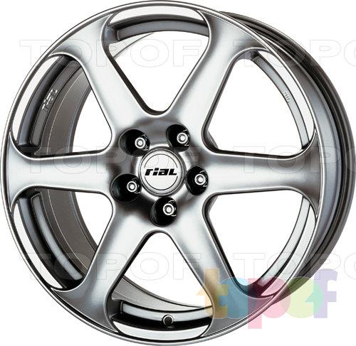Колесные диски Rial Le Mans