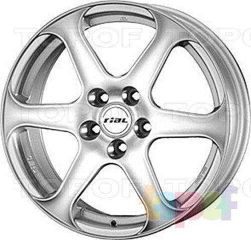 Колесные диски Rial Le Mans. Изображение модели #2