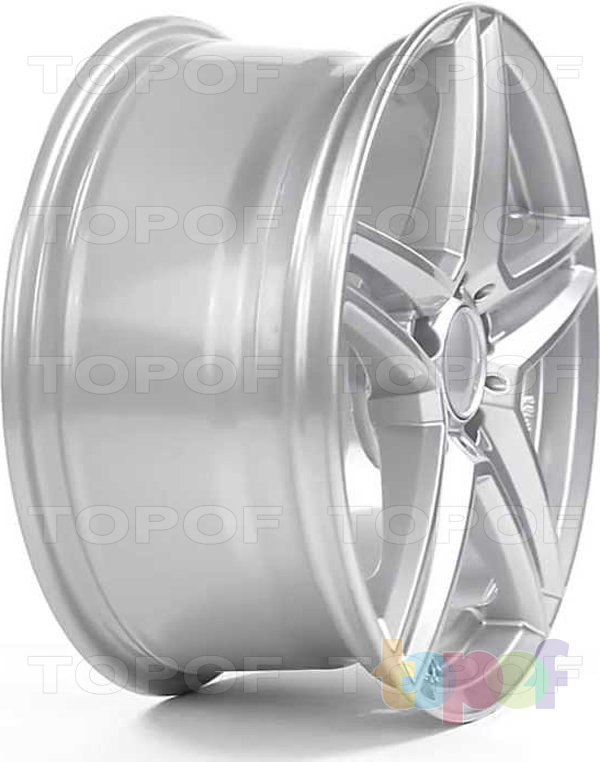 Колесные диски Rial M10. Изображение модели #2