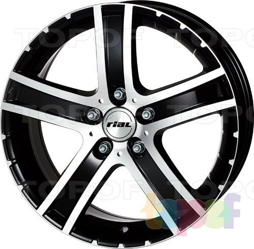 Колесные диски Rial Porto. Модель 2007 года
