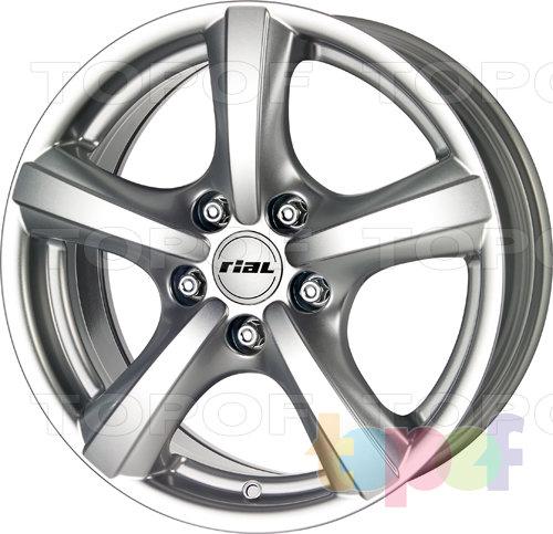 Колесные диски Rial Riga. Изображение модели #1
