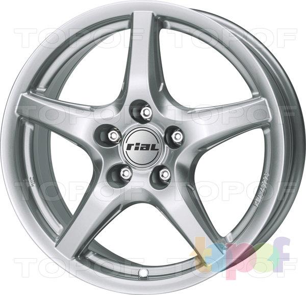 Колесные диски Rial U1