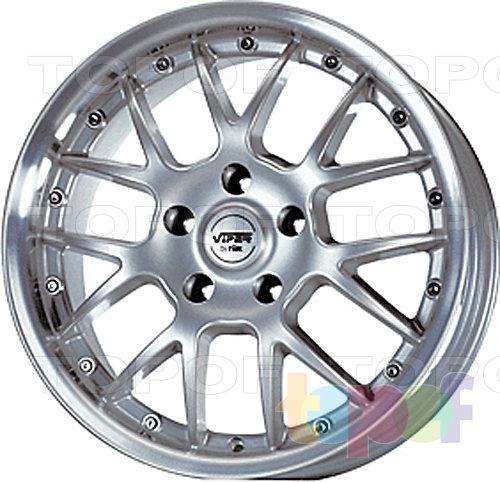 Колесные диски Rial Viper D. Изображение модели #1