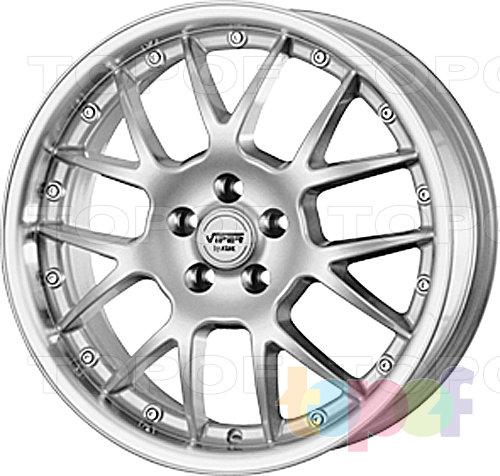 Колесные диски Rial Viper D. Изображение модели #2