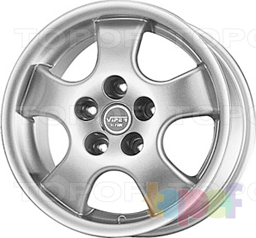 Колесные диски Rial Viper E. Изображение модели #1