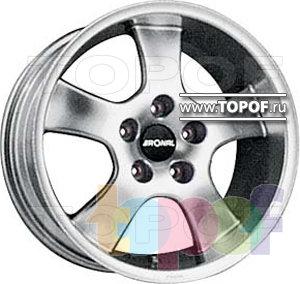 Колесные диски Ronal R7