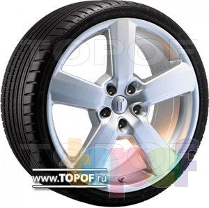 Колесные диски Rondell 0022. Изображение модели #1