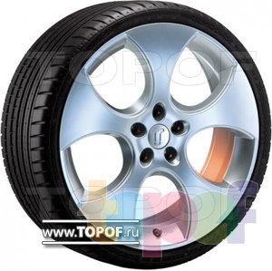 Колесные диски Rondell 0024. Изображение модели #1
