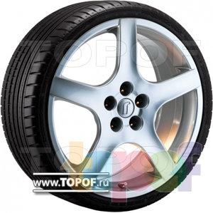 Колесные диски Rondell 0029. Изображение модели #1