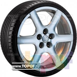 Колесные диски Rondell 0030. Изображение модели #1