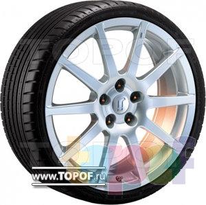 Колесные диски Rondell 0036. Изображение модели #1