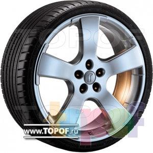 Колесные диски Rondell 0038. Изображение модели #1
