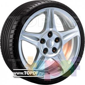 Колесные диски Rondell 0039. Изображение модели #1