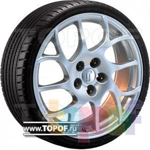 Колесные диски Rondell 0044. Изображение модели #1