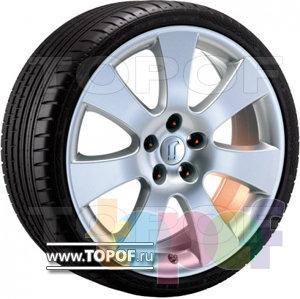 Колесные диски Rondell 0045. Изображение модели #1