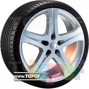 Колесные диски Rondell 0046. Изображение модели #1