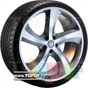 Колесные диски Rondell 0047. Изображение модели #1