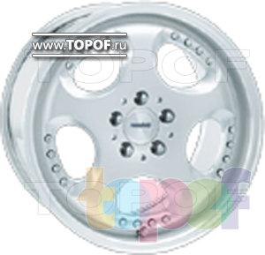 Колесные диски Rondell 0055