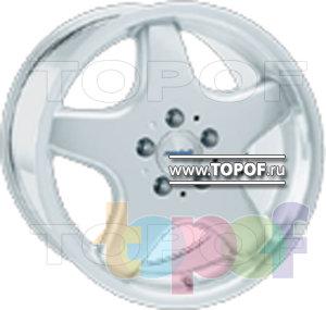 Колесные диски Rondell 0059