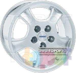 Колесные диски Rondell 0065. Изображение модели #1