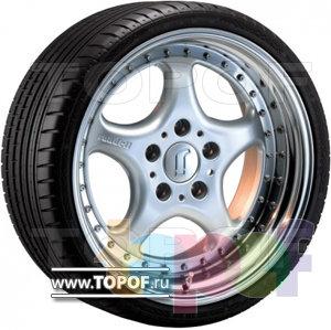 Колесные диски Rondell 0067. Изображение модели #1
