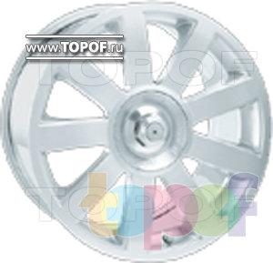 Колесные диски Rondell 0076. Изображение модели #1