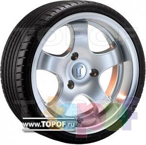 Колесные диски Rondell 0077. Изображение модели #1