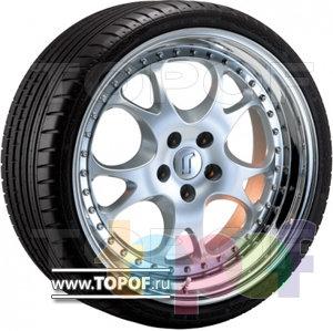 Колесные диски Rondell 0082. Изображение модели #1