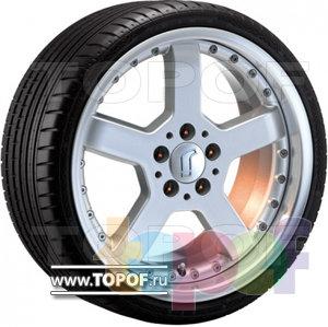 Колесные диски Rondell 0084. Изображение модели #1