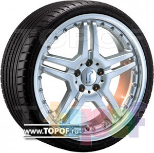 Колесные диски Rondell 0085. Изображение модели #1
