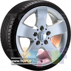 Колесные диски Rondell 0200. Изображение модели #1