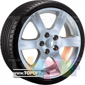 Колесные диски Rondell 0202. Изображение модели #1