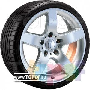 Колесные диски Rondell 0203. Изображение модели #1